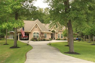 Huffman Single Family Home For Sale: 811 Commons Lake Edge Drive