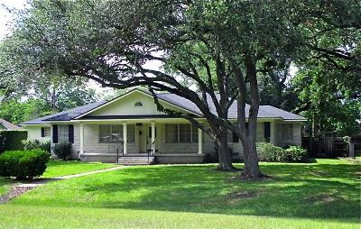 Bay City TX Single Family Home For Sale: $249,500