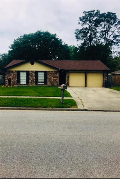 Conroe TX Single Family Home For Sale: $160,000