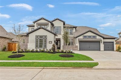 Cypress Single Family Home For Sale: 10714 Burnet Brook Lane