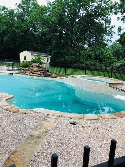 Missouri City Single Family Home For Sale: 8127 Cicada Drive Drive
