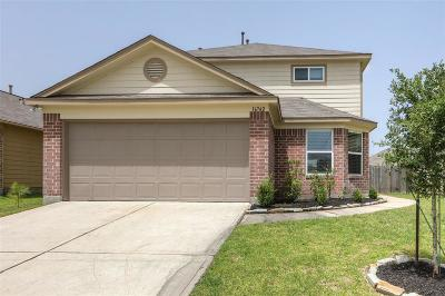 Conroe Single Family Home For Sale: 16742 N Blue Jay Drive