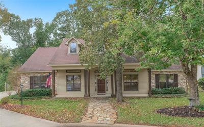 Montgomery Single Family Home For Sale: 318 Camden Hills W