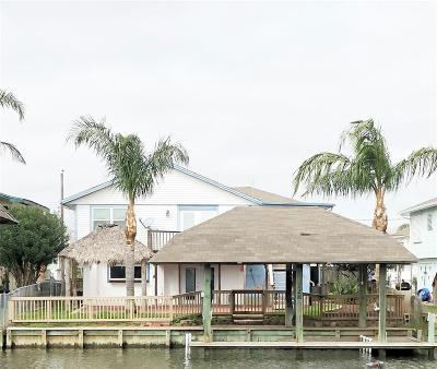 Bayou Vista Single Family Home For Sale: 228 Barracuda Street