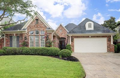 Houston Single Family Home For Sale: 11710 Gallant Ridge