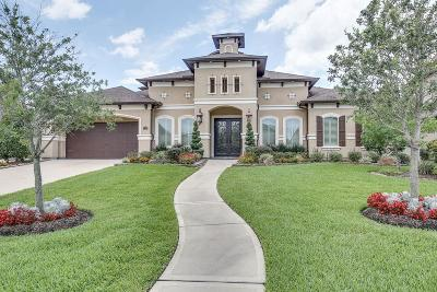 Friendswood Single Family Home For Sale: 2326 Wagoner Branch Court