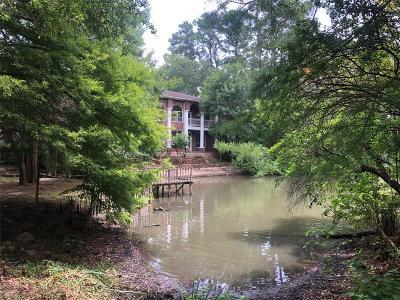 Houston Single Family Home For Sale: 8 Carlton Park Court