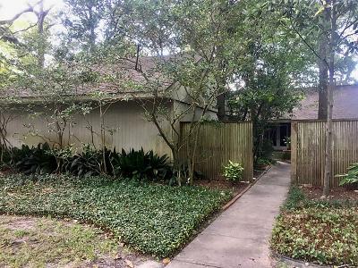 Houston Single Family Home For Sale: 5215 Caversham Drive