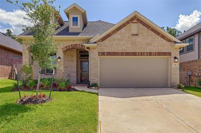 Conroe Single Family Home For Sale: 429 Billingsgate Chase