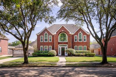 Sugar Land Single Family Home For Sale: 16811 Rustic Colony Drive