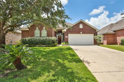 Tomball Single Family Home For Sale: 12815 Carriage Glen Drive