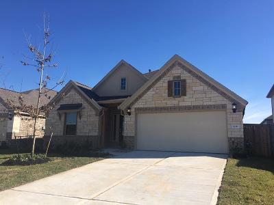 Conroe Single Family Home For Sale: 2730 Little Caney Way
