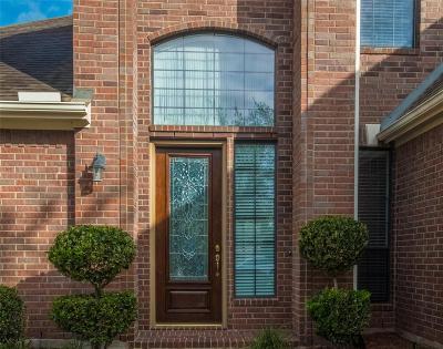 Sugar Land Single Family Home For Sale: 6707 Ashworth Drive