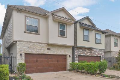 Houston Single Family Home For Sale: 1316 Dian Street