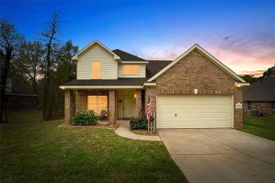 Conroe Single Family Home For Sale: 10783 Sunflower Drive