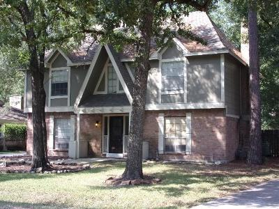 The Woodlands TX Single Family Home For Sale: $299,560