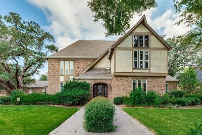 Houston Single Family Home For Sale: 15726 Walkwood