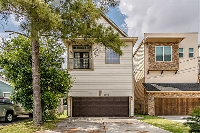 Houston Single Family Home For Sale: 1524 W 22nd Street