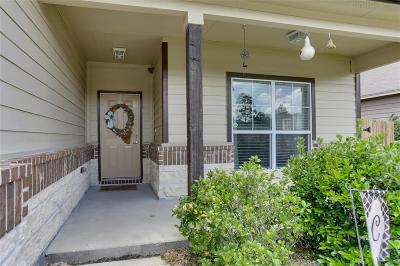 Kingwood Single Family Home For Sale: 3227 This Way