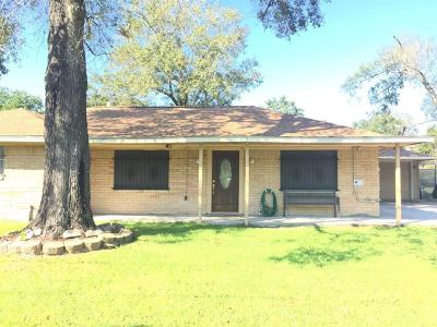 Channelview Single Family Home For Sale: 16415 1st Street