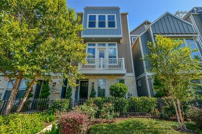 Houston Single Family Home For Sale: 1106 W 7th Street