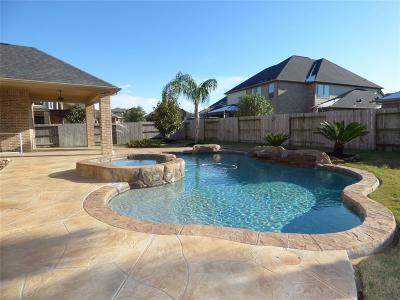 Cinco Ranch Single Family Home For Sale: 26711 Cedardale Pines Drive