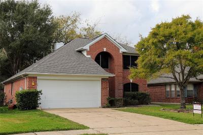 Sugar Land Single Family Home For Sale: 17006 Pheasant Ridge Drive
