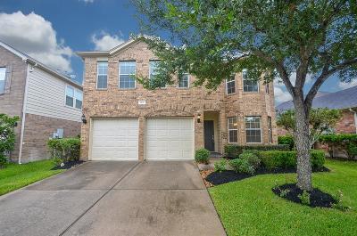 Missouri City Single Family Home For Sale: 5830 La Crema