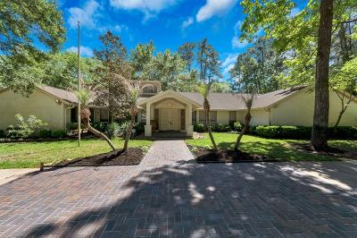 Kingwood Single Family Home For Sale: 1400 Sweet Gum Lane