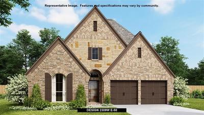 Manvel Single Family Home For Sale: 4417 Mesquite Terrace Drive