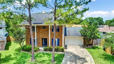 Friendswood Single Family Home For Sale: 2538 Forge Stone Drive