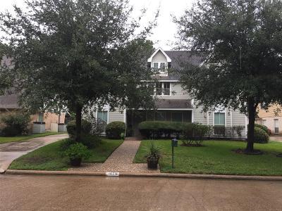 Houston Single Family Home For Sale: 14718 Ridgechase Lane