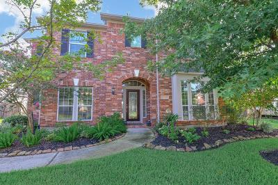 Spring Single Family Home For Sale: 19218 Country Village Drive