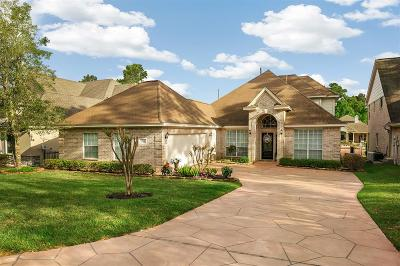 Conroe Single Family Home For Sale: 6069 Longmire Trail