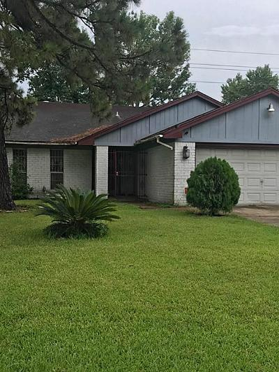 Humble Single Family Home For Sale: 7814 Audubon Forest Drive