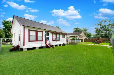Single Family Home For Sale: 989 Ringold Street