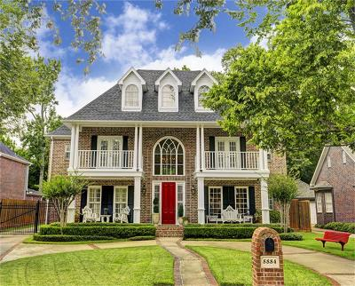 Spring Valley Single Family Home For Sale: 8884 Cedarspur Lane