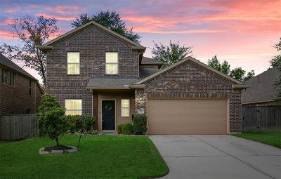 Montgomery Single Family Home For Sale: 176 Knollbrook Circle