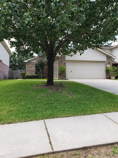 Tomball Single Family Home For Sale: 18339 Westlock Street