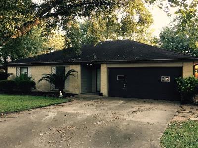 Rosenberg Single Family Home For Sale: 4202 Turtle Creek Drive