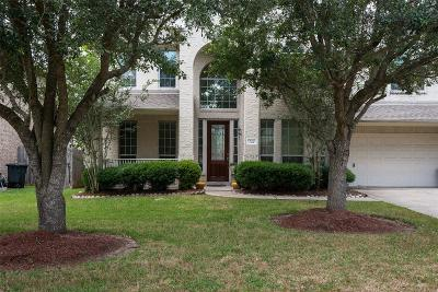 League City TX Single Family Home For Sale: $350,000