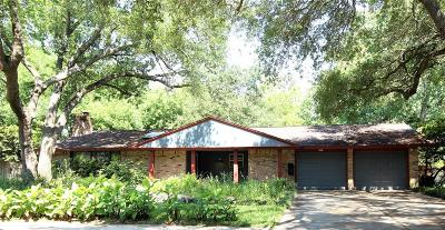 Houston Single Family Home For Sale: 1411 Richvale Lane