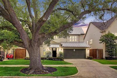 Houston Single Family Home For Sale: 9701 Mariposa Street
