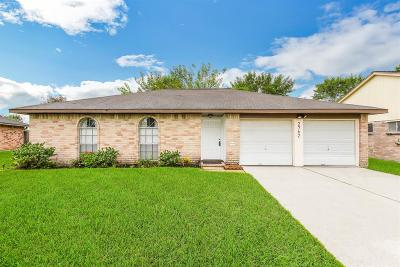 League City Single Family Home For Sale: 2762 Willow Creek Drive