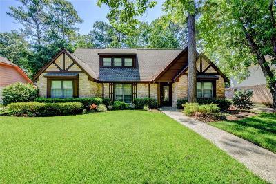 Houston Single Family Home For Sale: 13934 Cedar Point Drive