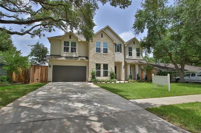 Bellaire Single Family Home For Sale: 5006 Tamarisk Street