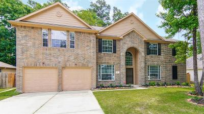 Magnolia Single Family Home For Sale: 918 Wiley Drive