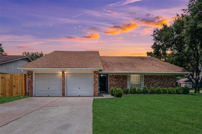 Katy TX Single Family Home For Sale: $210,000