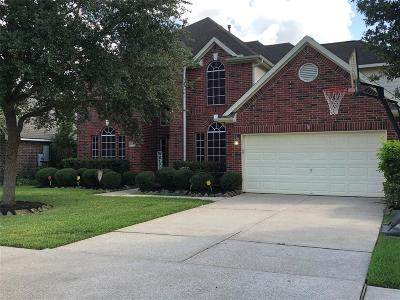 Dickinson Single Family Home For Sale: 1978 O Riley Bend