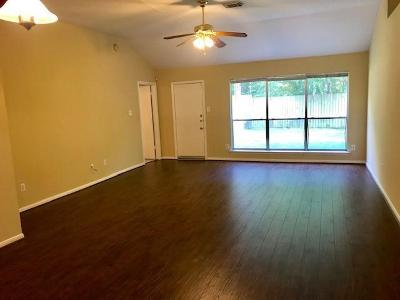 Spring Single Family Home For Sale: 3002 Forestbrook Drive